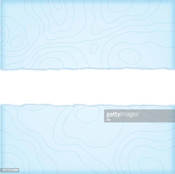 water map topographic lines - wire frame model stock illustrations