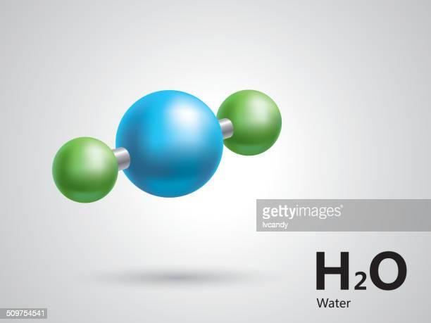 Water molecular model