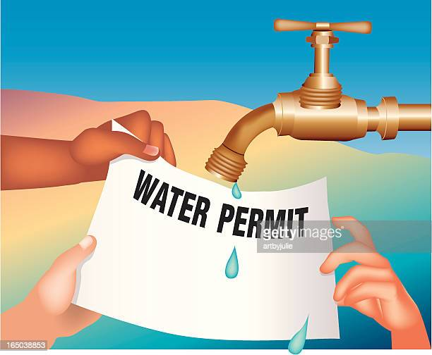 water rights - water pollution stock illustrations, clip art, cartoons, & icons