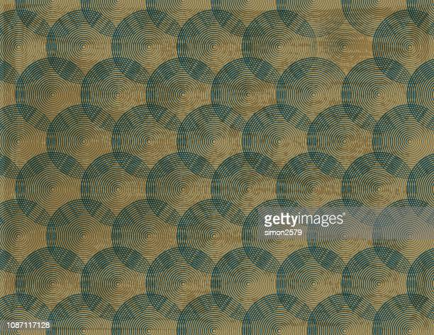 water ripple line pattern background - chinese culture stock illustrations