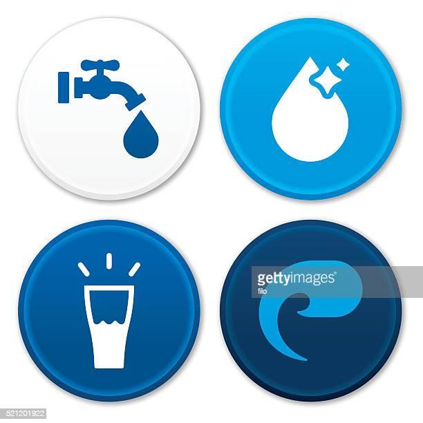 Símbolos de agua