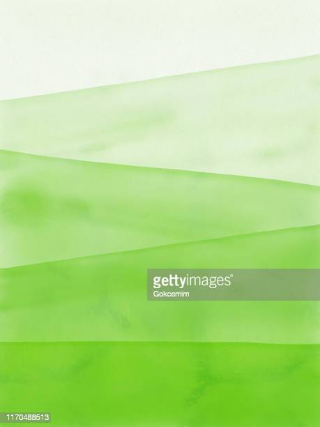 watercolor green gradient abstract background. design element for marketing, advertising and presentation. can be used as wallpaper, web page background, web banners. - green colour stock illustrations