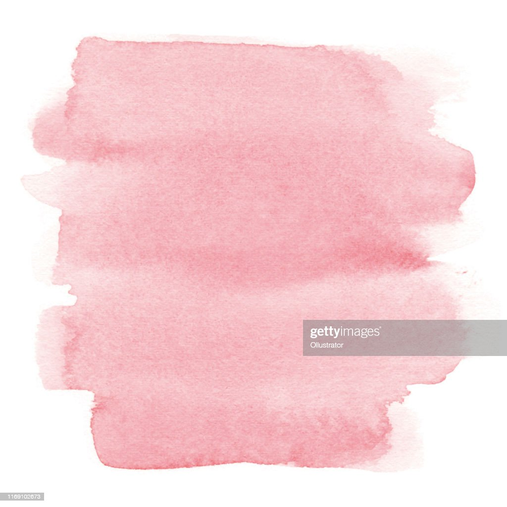 Aquarell rosa Hintergrund : Stock-Illustration