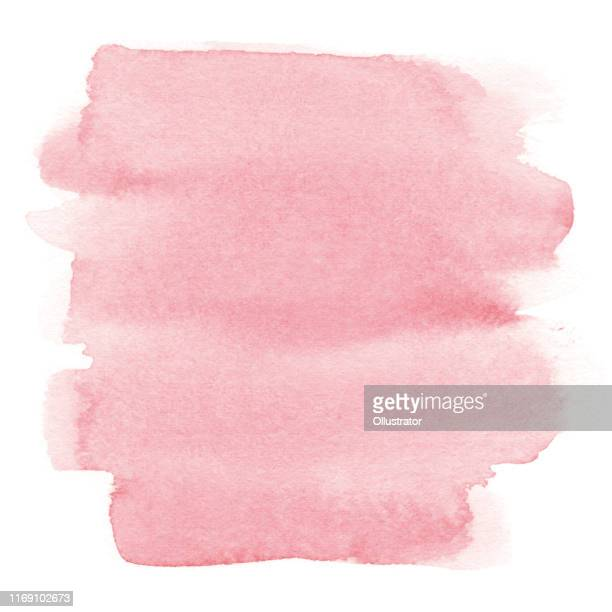 watercolor pink background - pink colour stock illustrations