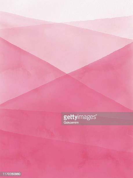 watercolor pink gradient abstract background. - pink colour stock illustrations