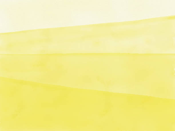 watercolor yellow gradient abstract background. design element for marketing, advertising and presentation. can be used as wallpaper, web page background, web banners. - pastel stock illustrations