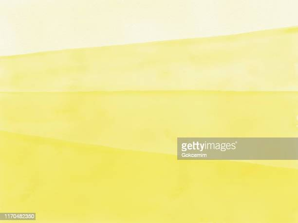 watercolor yellow gradient abstract background. design element for marketing, advertising and presentation. can be used as wallpaper, web page background, web banners. - yellow stock illustrations