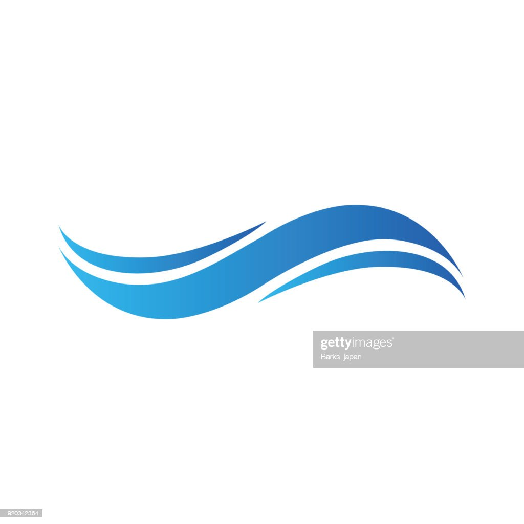 wave logo icon