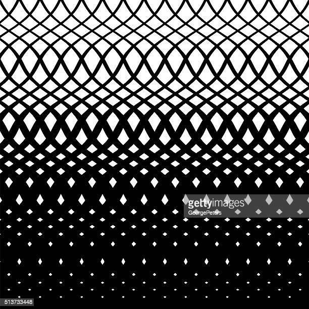 wavy steps halftone pattern - dissolving stock illustrations, clip art, cartoons, & icons