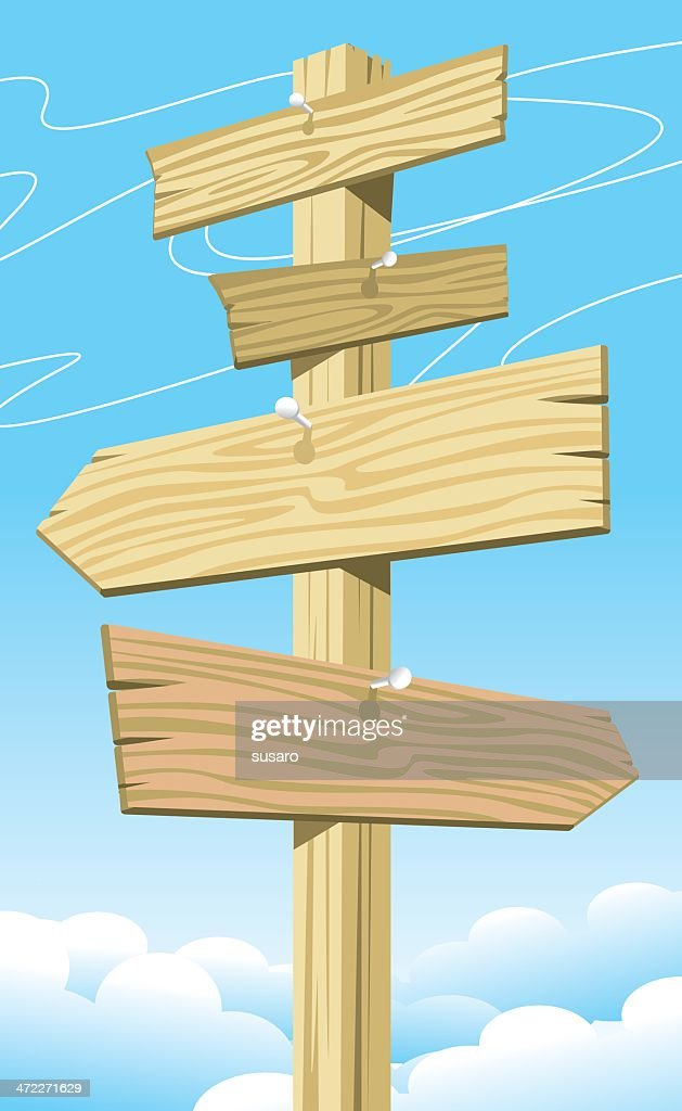 Ways to Heaven : stock illustration