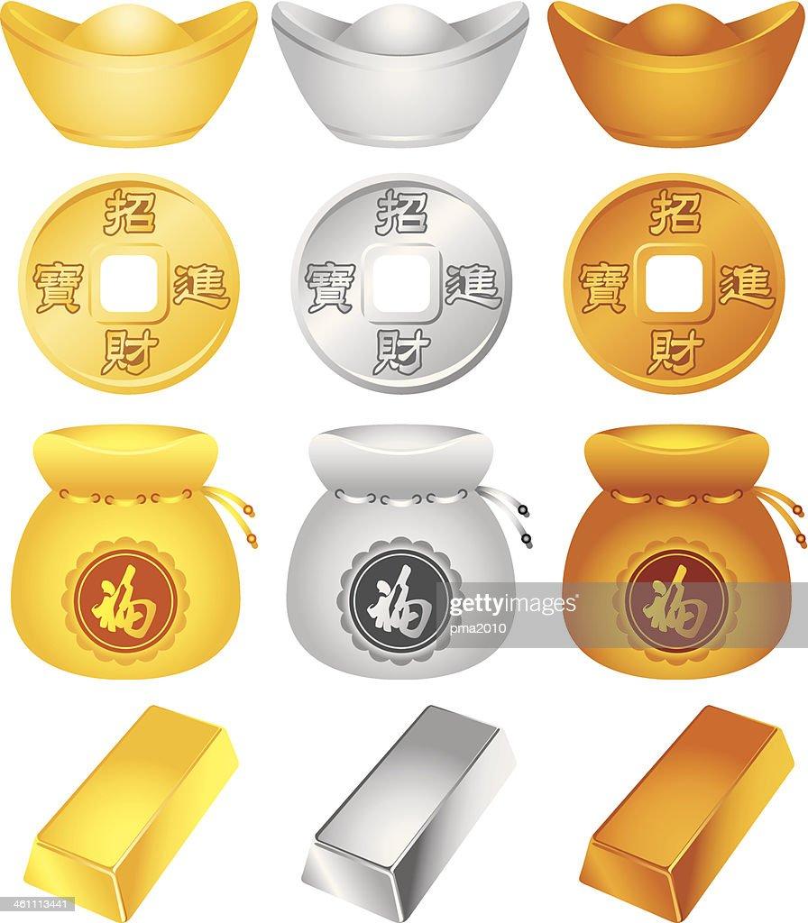 Wealth design elements