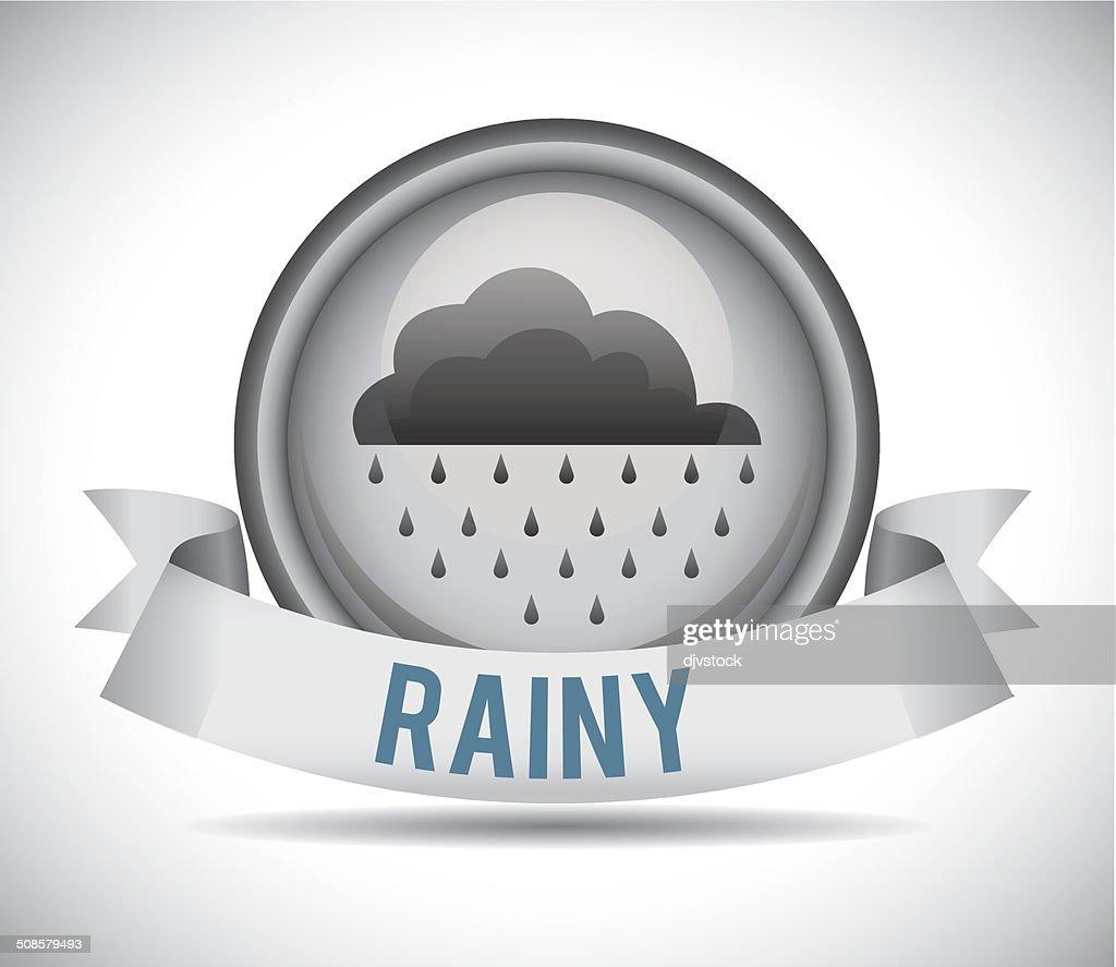 Weather design : Vektorgrafik