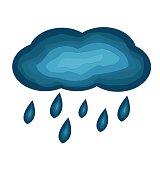 weather icon illustration