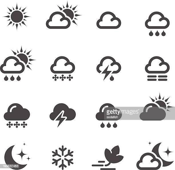 Weather icon   set 01