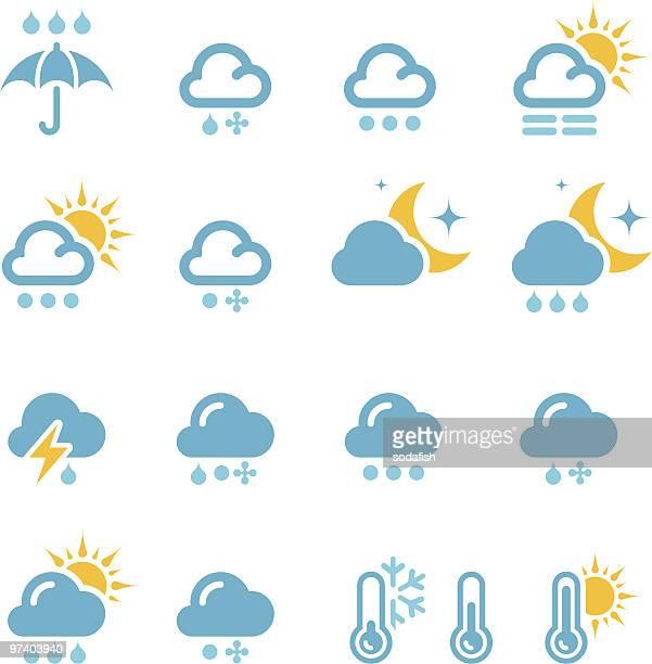 Weather icon | set 02