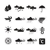 Weather vector,icon set