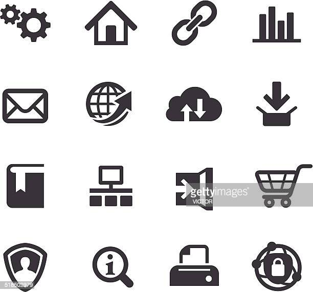 web and internet icons - acme series - information symbol stock illustrations, clip art, cartoons, & icons
