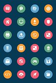 Web and Mobile Vector Icons 3