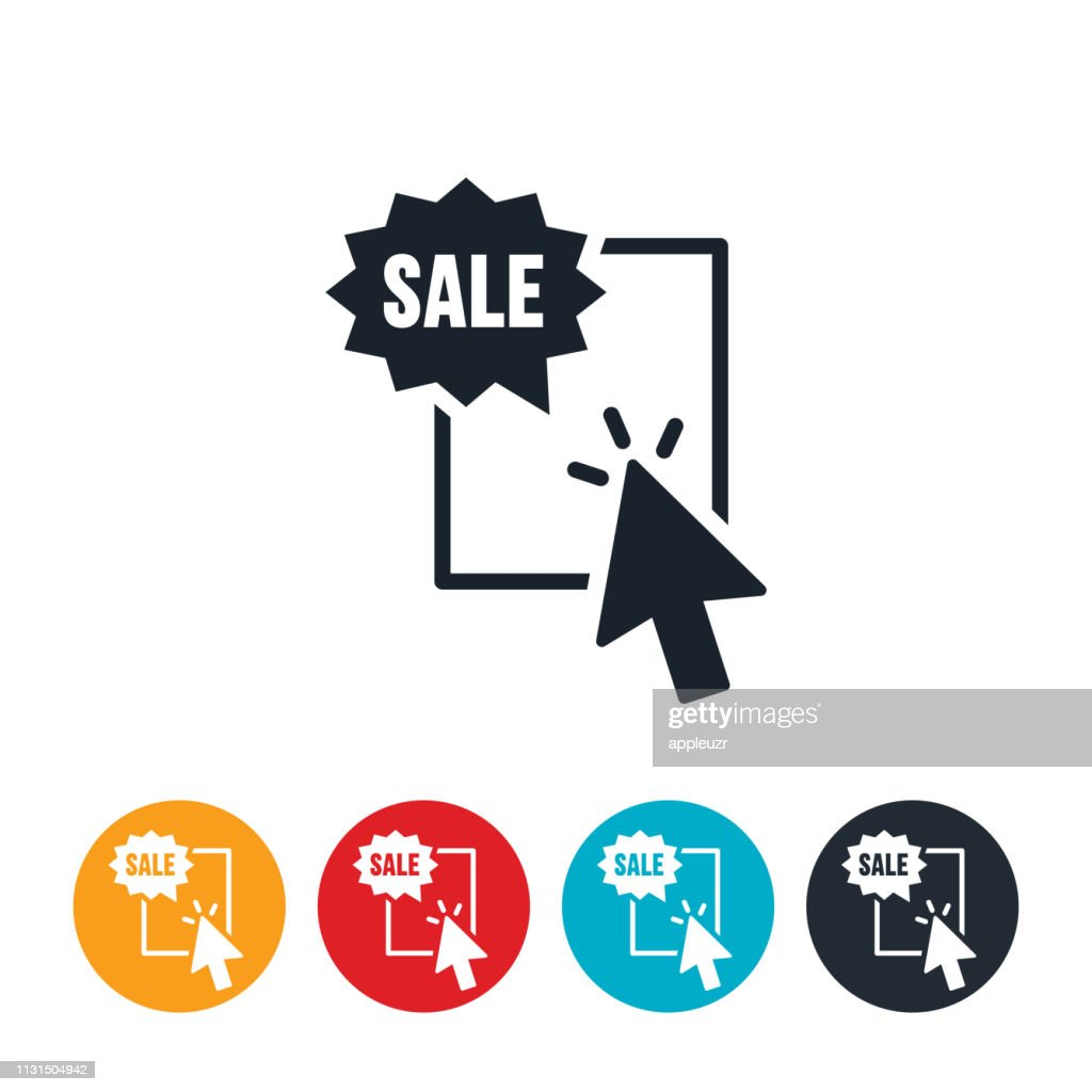 Web Banner Advertisement Icon : stock illustration