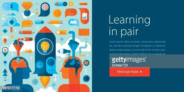 Web Banner Learning In Pair