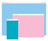 Web Browser Windows Template