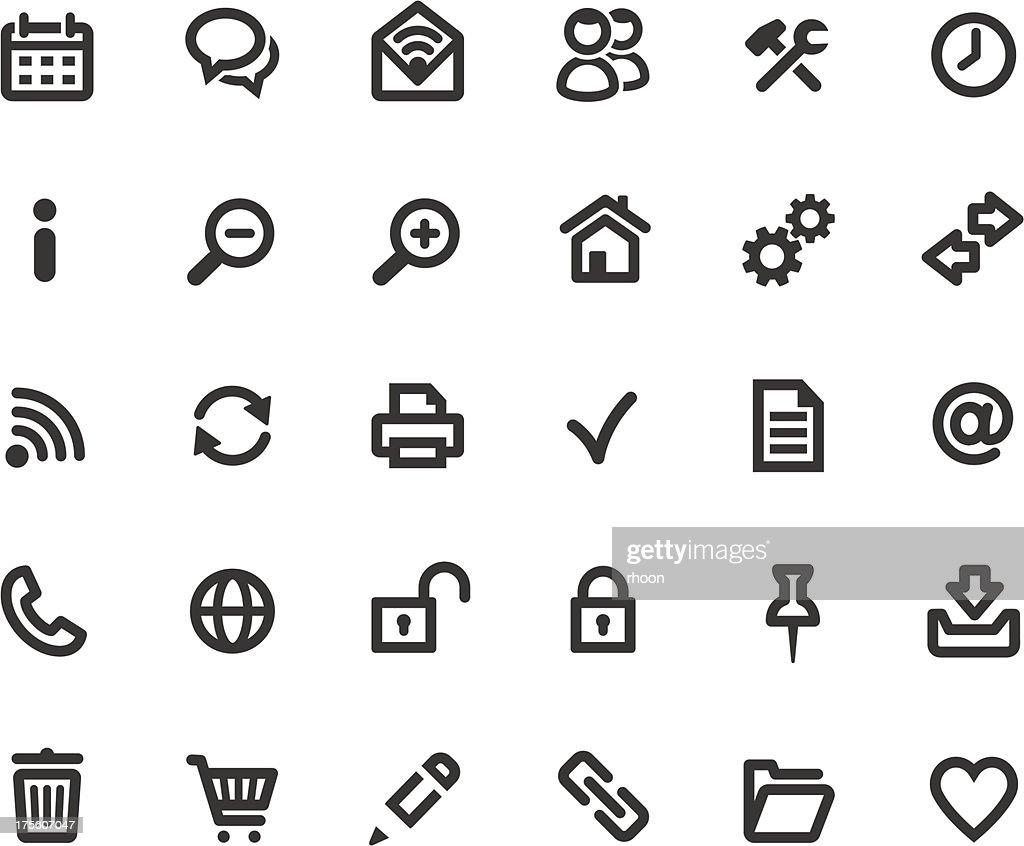 Web Computer icons