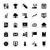 Web Design and Development Vector Icons 5