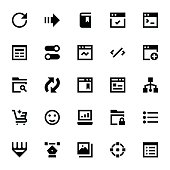 Web Design and Development Vector Icons 6