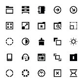Web Design and Development Vector Icons 9