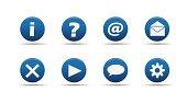 Web icon set 3  | Aloha series