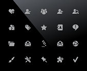 Web Icons // 32px Series