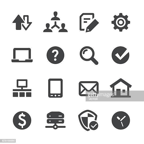 web icons - acme series - ソフトウェアアップデート点のイラスト素材/クリップアート素材/マンガ素材/アイコン素材