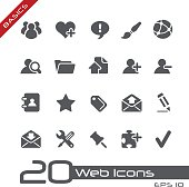 Web Icons - Basics