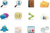 Web icons | Premium Matte series