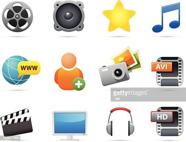 web icons  (Simplis series)