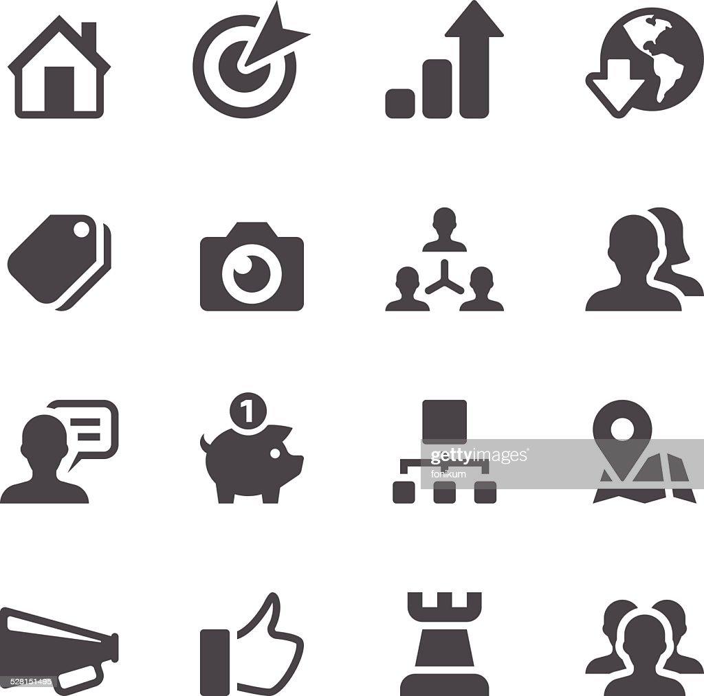 Web Icons : stock illustration