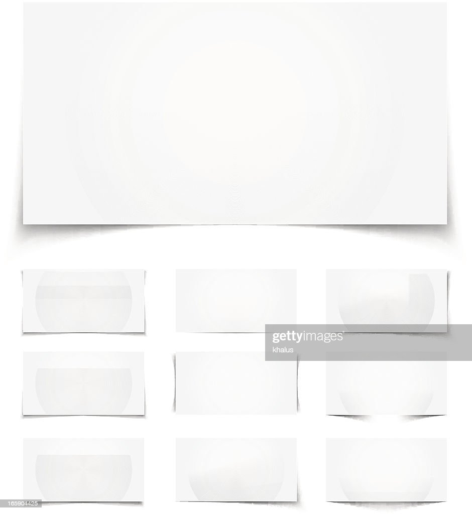 Web-Schatten : Stock-Illustration