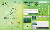 Web site design element