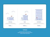 Web Tariffs, Pricing Table Plan: Personal, Team, Corporate.