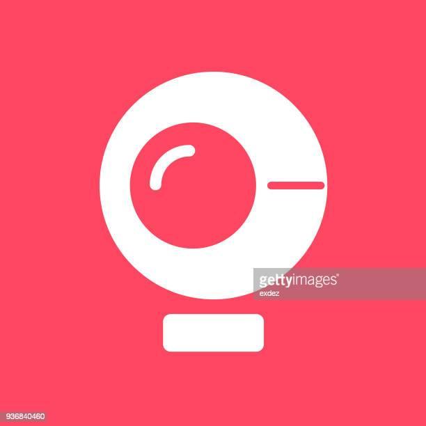 webcam-Symbol
