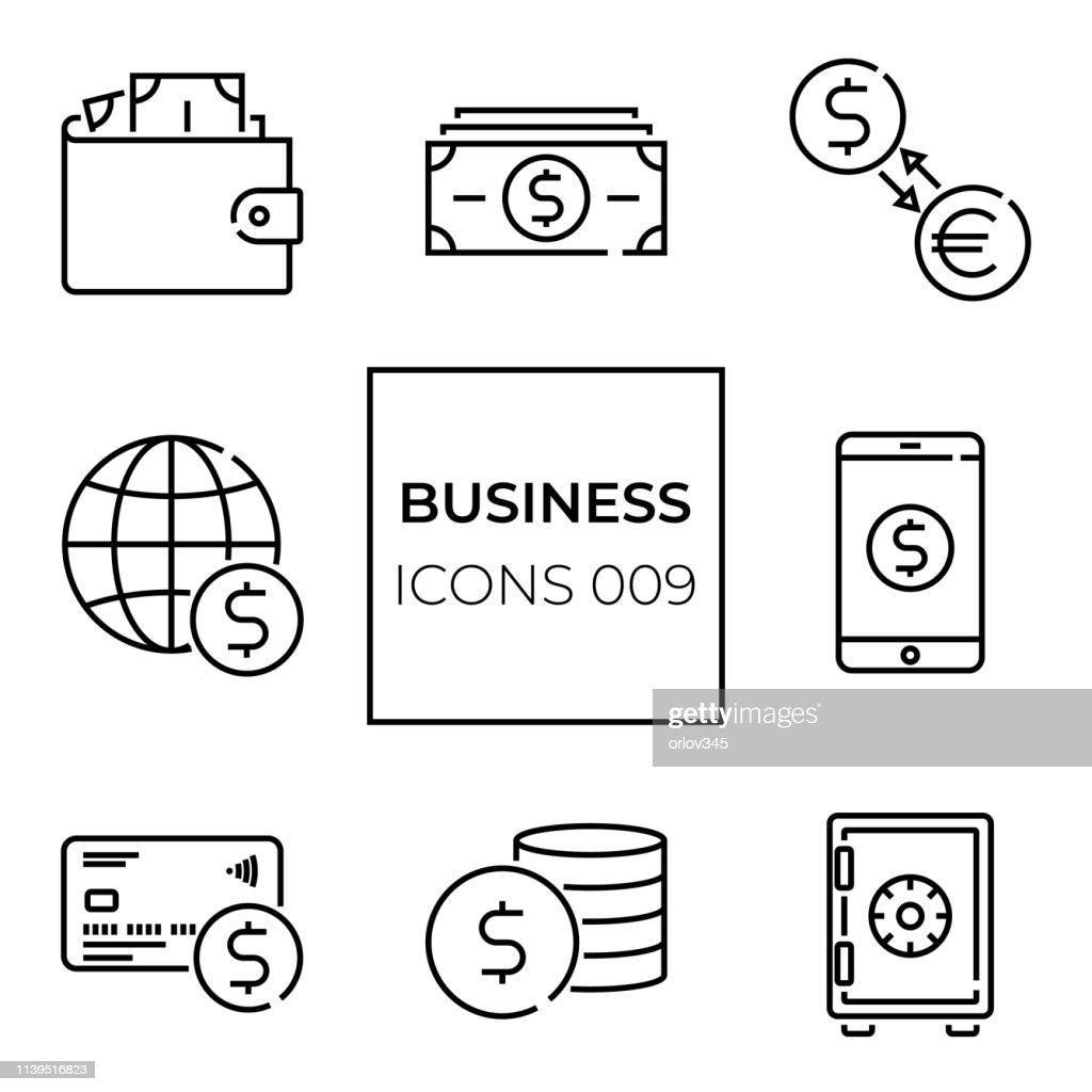 webicon money