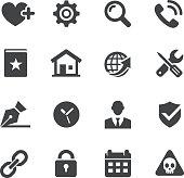 Website Icons Set - Acme Series