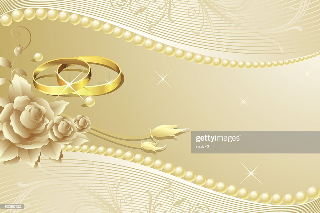 Wedding Background High Res Vector Graphic Getty Images