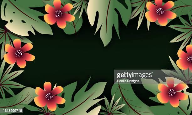 結婚式の花のゴールデン招待状カードは、日付のデザインのストックイラストを保存 - ユーカリの葉点のイラスト素材/クリップアート素材/マンガ素材/アイコン素材