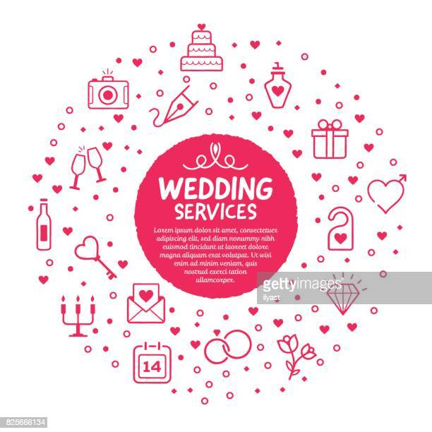 Wedding Services Poster