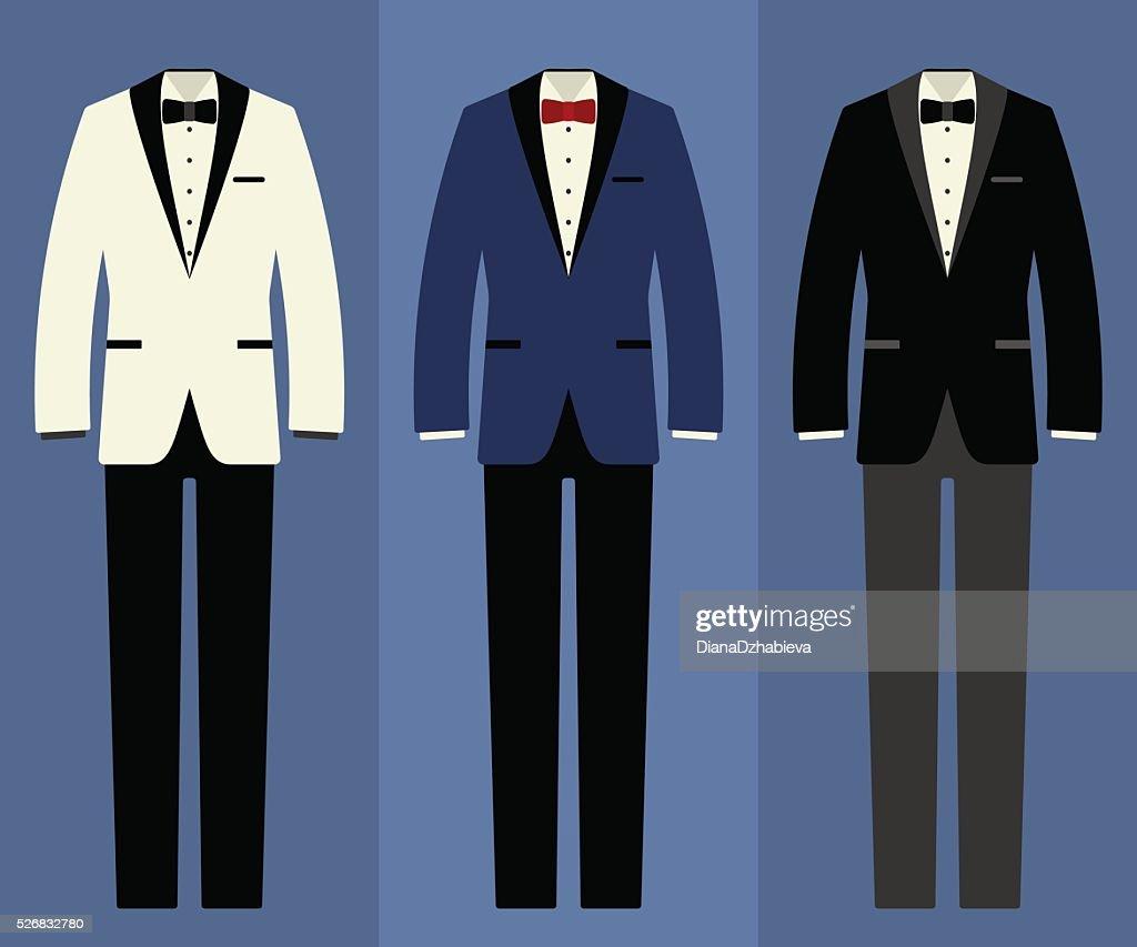 Wedding tuxedo set