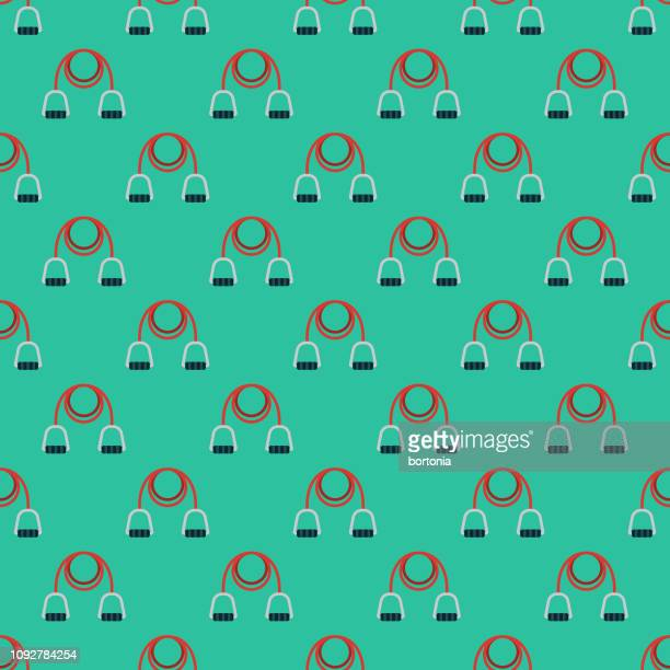 Weight Loss Seamless Pattern