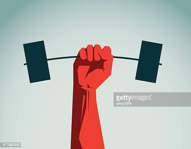 Weightlifting-Illustration