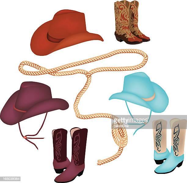 cowboyhut grafik
