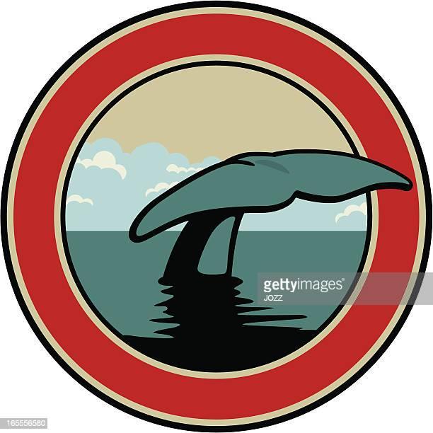 Emblema de ballena